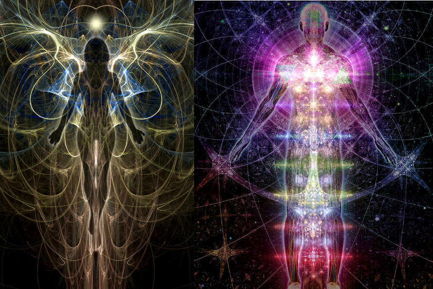 The Cosmic Awareness Trance Healing