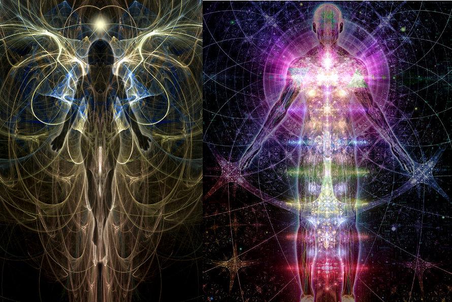The Cosmic Awareness Trance Healing